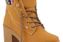 Boots & Stiefel für Frauen / Damen Boots & Stiefel, bequem, schick und warm.