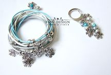 winter jewellery / snow, frozen, winter, jewellery jewerly