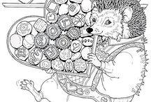 Hedgehogs / by Carol Boyer