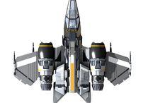 modern uçaklar
