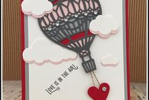 stampin up: Lift Me Up!