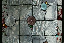 Stained glass / by Jennifer Hofmann