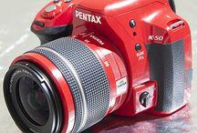Pentax k50 / DLSR