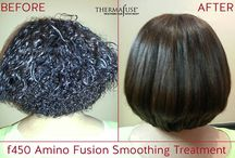 My creations / Highlights, Perms, Smoothing Treatments, Haircolor & Styles