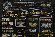 40th wedding