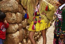 Peruvian fashion