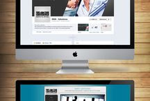 Web pages design / Original and innovative Web layouts