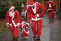 Taunton Santas on the Run 2015 / Photos from 2015's event