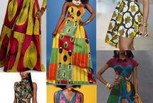 africa dressing