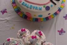 BIRTHDAY CAKES / by Karrie Lynn Dyson