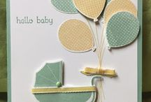 Stampin' Up! Something for Baby