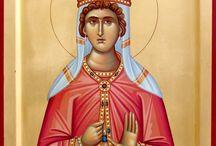 Cristina (Santa) / Icone di Santa Cristina Martire
