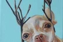 Doggie stuff / by Lynn Horn
