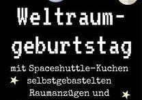 Weltraumparty
