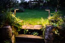 Garden Inspiration / Get inspired with a style that suits you and brings your garden to life after dark.