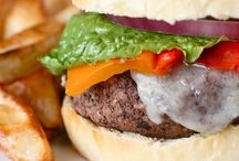 Recipes: Veggie Burgers