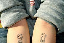 Tattoos / by Courtenay Morgan