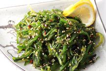 Seaweed / Edible seaweeds