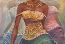 African culture / by Demetria Coleman