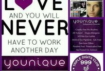 """♡♡ Love my JOB..""""¥ounique"""" ♡♡ / by Younique*ly Aimee"""