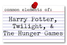 Outline a YA Novel / Index cards to outline a young adult novel like #harrypotter, #twilight, and the #hungergames
