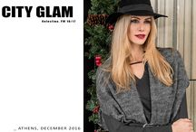 CITY GLAM w/ STELLA DIMITRIOU