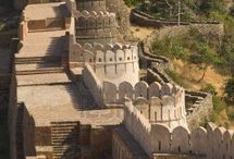 Kumbalgarh Wall India