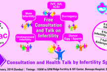 Events / Latest Events organized by RIdge IVF & Fertility Research Center