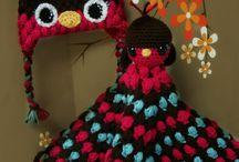 crochet / fundas banquetas