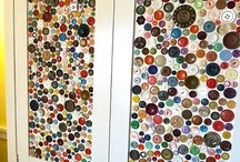 Not Just One, But-tons of Uses / This board is all about reusing, repurposing and upcycling buttons!