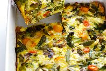Spring Recipes / Take advantage of all the deliciousness the spring bounty has to offer. :)