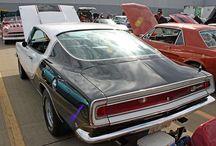 Cuda / Plymouth Barracuda 2. gen.