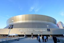 Sports Architecture / Stadiums, arenas, and other buildings designed for sporting events, with links to information about the architecture of the buildings.