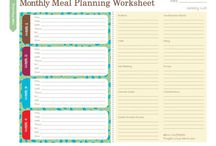 Meal Planning / by Karen Winder