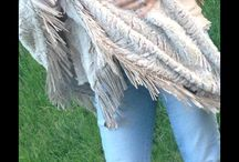 Sjaals en capes