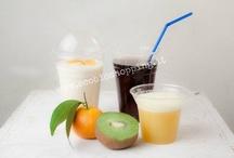 Bicchieri / Per bevande calde e fredde, biodegradabili e compostabili, riciclabili #ecologia #biodegradabile #compostabile