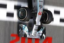 Formula 1 & racing