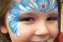 Pintura Facial - Face Design