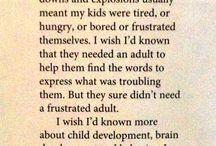 Kids will be kids! Parenting advice!