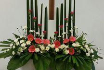 Flores de altar