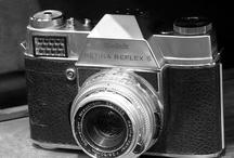 Máquinas fotográficas / by Marco Barreto Fotos