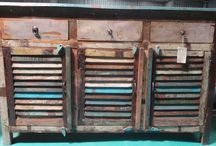 Recycle Wood , Reclaimed Timber Furniture of Jodhpur / Recycled wood or Reclaimed Timber furniture