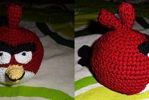 my handwork / crochet, decoupage, handwork