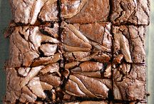 Brownies and Pound Cakes