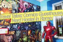 Nerd Travel Destinations / Nerdy places for you to travel to! Let your inner nerd go traveling!