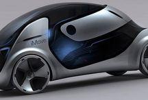 iMove – Apple inspired car