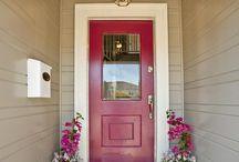 Front Door ideas / Front door