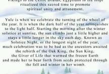 seasons / by Melissa Hurley