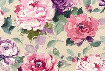 Wallquest Exclusive Line Fabrics / Villa Rosa & Villa Toscana Fabrics Collections