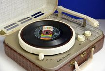 Record Players & Turntables / by Jared Neisler